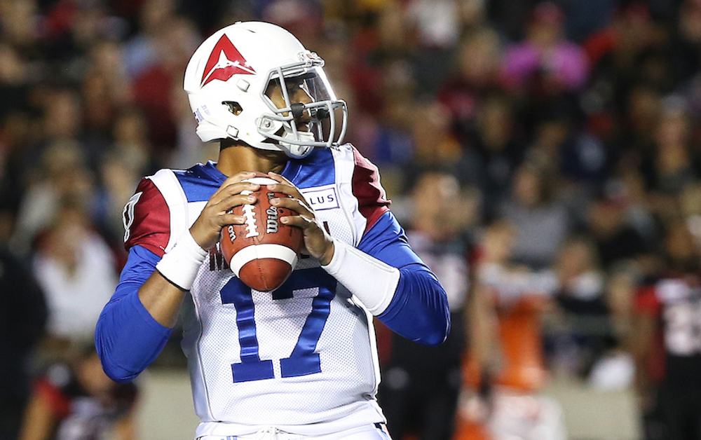 Alouettes scrimmage notes: Who will be the starting QB?