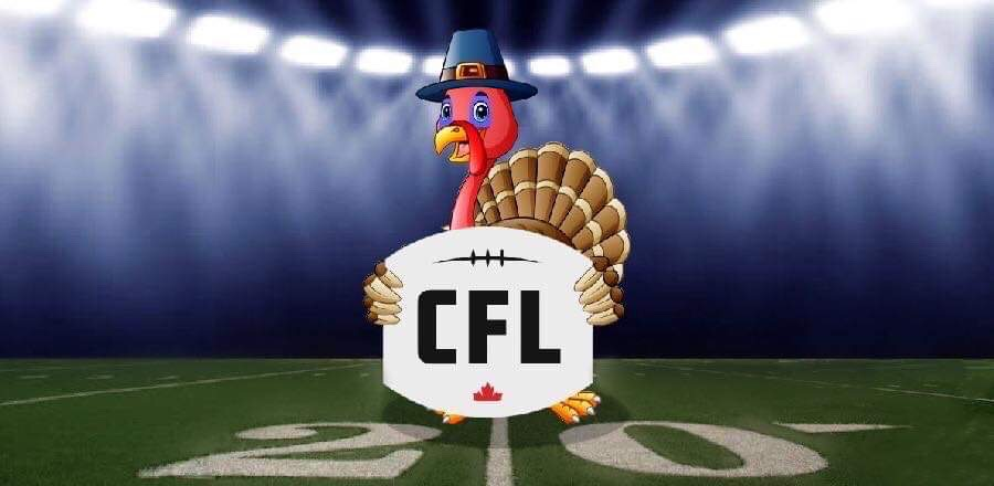 No Canadian football on Thanksgiving Monday makes the CFL turkeys